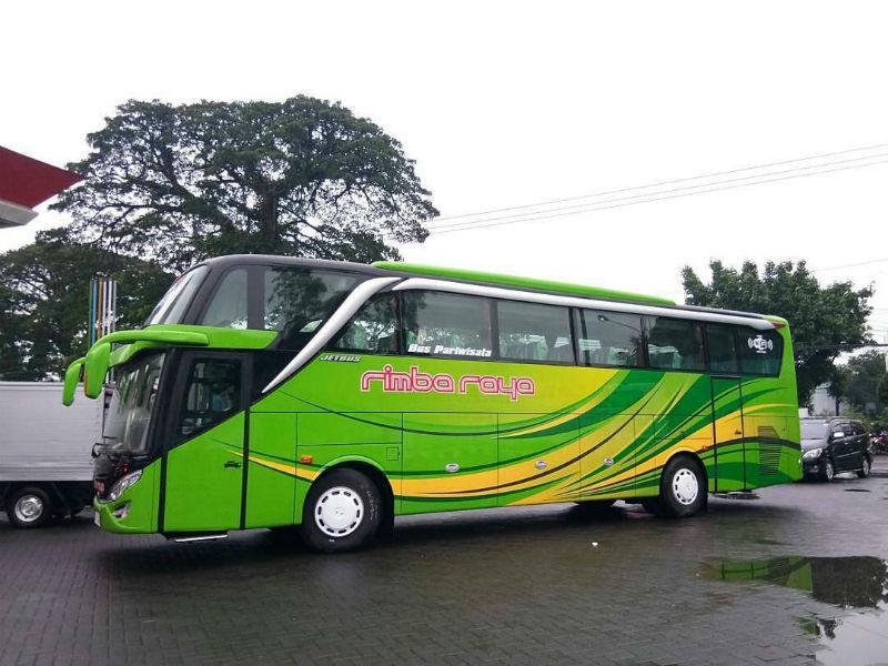 Bus Rimba Raya