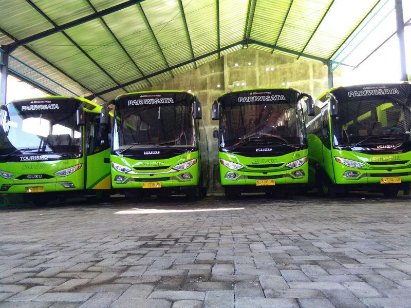 Bus Rizky Jaya
