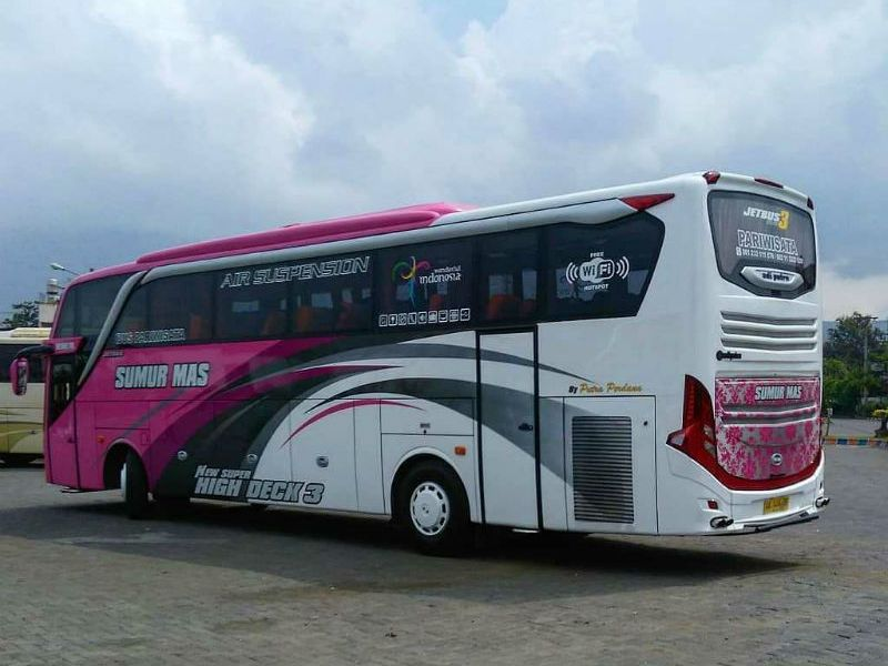 Bus Sumur Mas