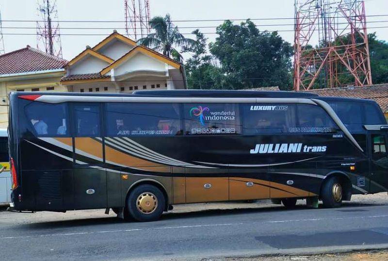 Sewa Bus Bandung - Bus Juliani Trans