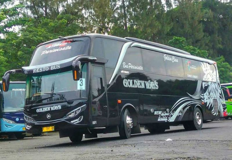 Sewa Bus Demak - Bus GOLDEN WAYS