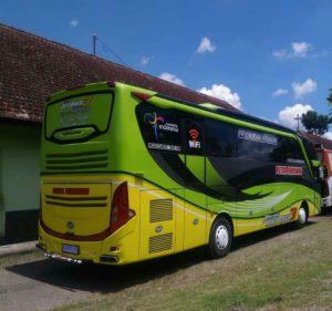 Sewa Bus Kediri - Bus PUTRA PAMENANG