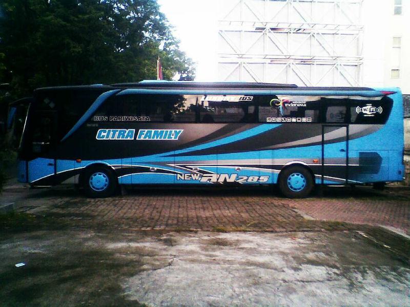 Sewa Bus Lamongan - Bus Citra Family