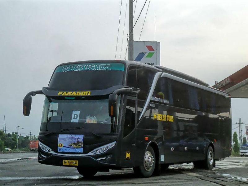 Sewa Bus Magelang - Bus Mekar Muda