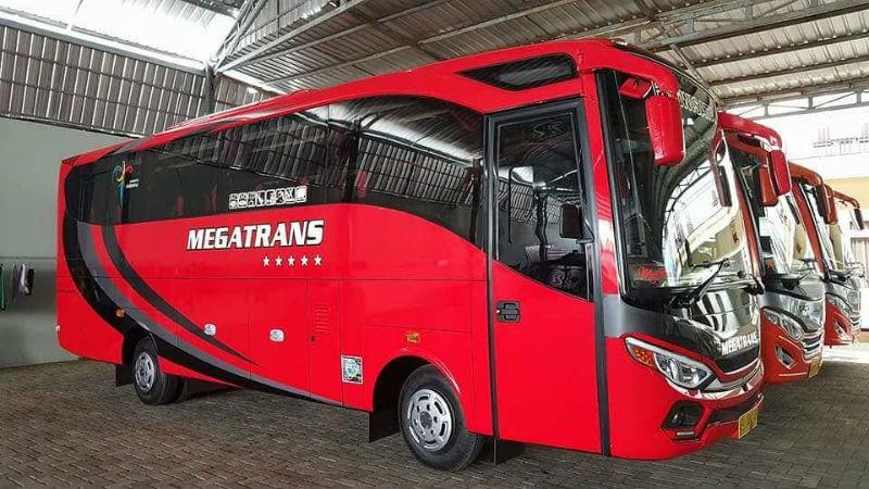 Sewa Bus Malang - Bus Megatrans