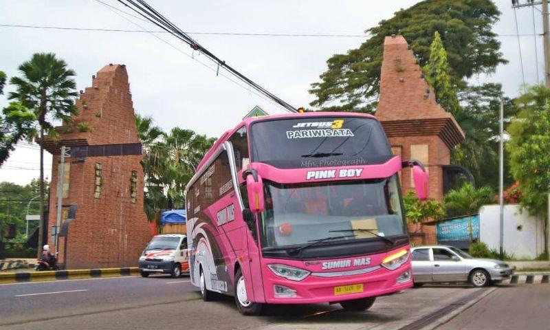 Sewa Bus Malang - Bus Sumur Mas