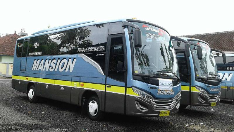 Sewa Bus Medium Bali - Bus MANSION