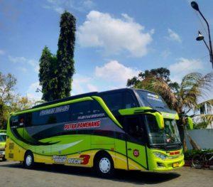 Sewa Bus Murah Kediri - Bus PUTRA PAMENANG