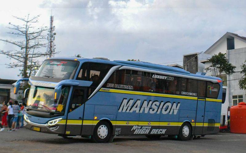Sewa Bus Pariwisata Bali - Bus MANSION