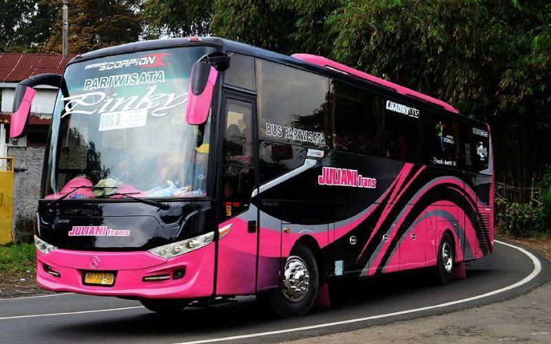 Sewa Bus Pariwisata Bandung - Bus Juliani Trans