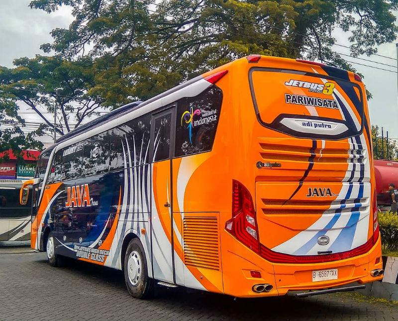 Sewa Bus Pariwisata Demak - Bus JAVA TRANS