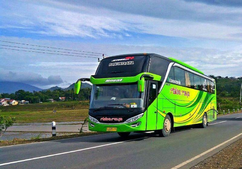 Sewa Bus Pariwisata Jepara - Bus Rimba Raya