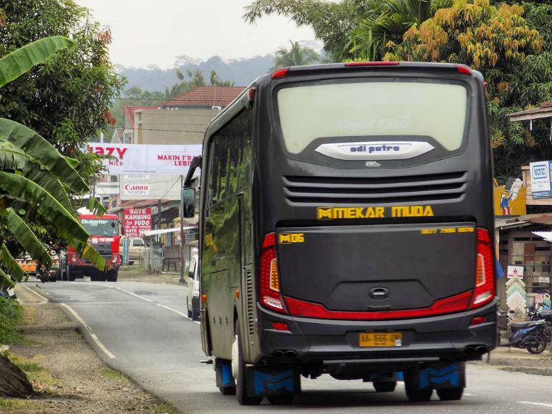 Sewa Bus Pariwisata Magelang - Bus Mekar Muda
