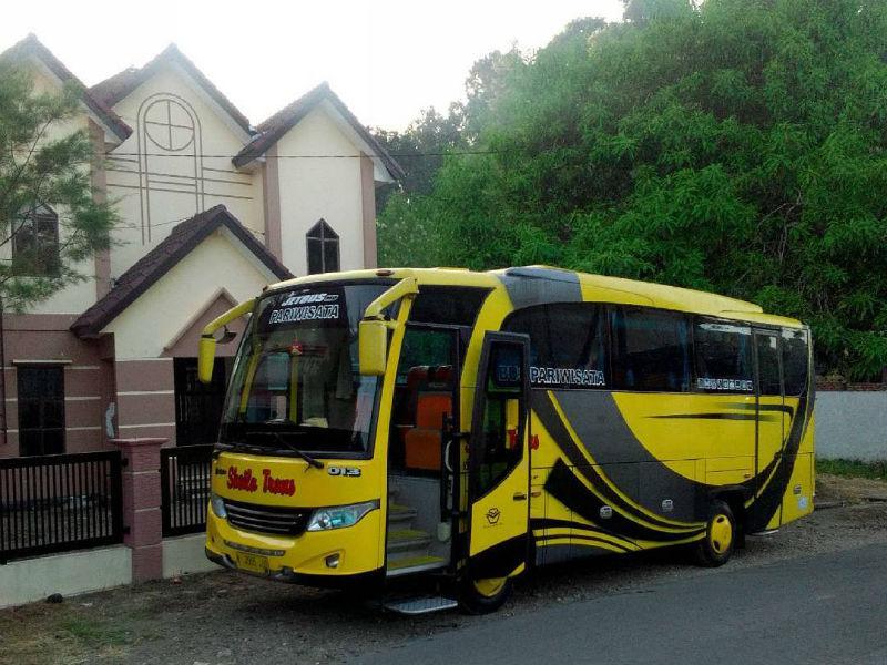 Sewa Bus Pariwisata Malang - Bus Sheila Trans
