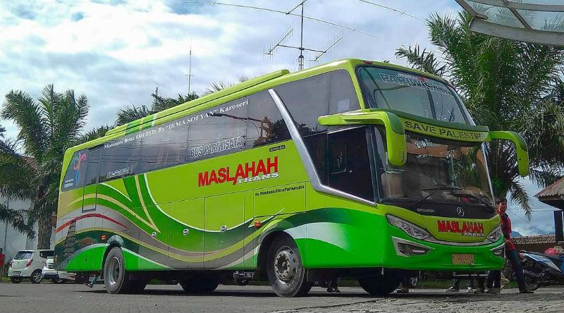 Sewa Bus Pariwisata - Maslahah Trans