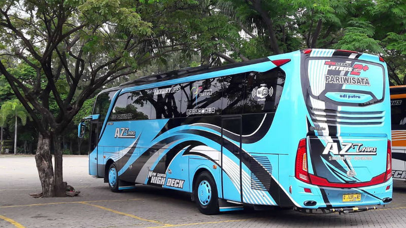 Sewa Bus Pariwisata Pemalang - Bus AZ Trans