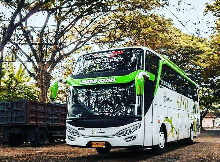 Sewa Bus Pariwisata Sidoarjo - Bus Pratista