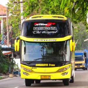 Sewa Bus Pariwisata Surabaya - Bus SURABAYA TRANS
