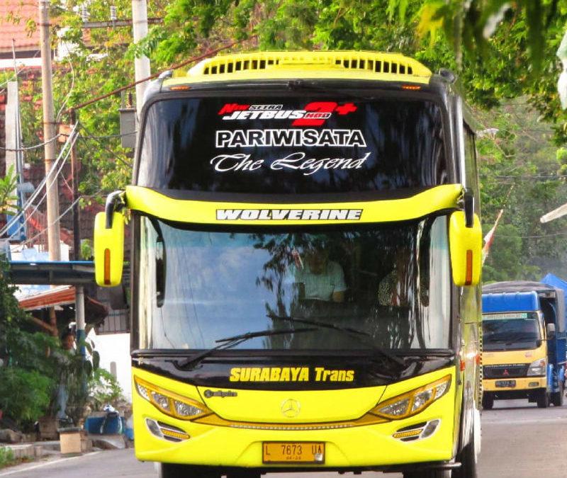 Bus SURABAYA TRANS