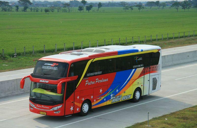 Sewa Bus Pariwisata Wonosobo - Bus Putra Perdana