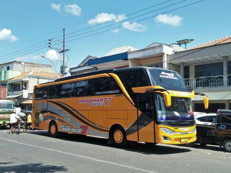 Sewa Bus Pasuruan - Maslahah Trans