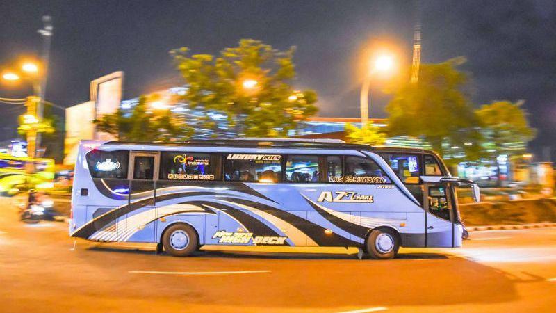Sewa Bus Pemalang - Bus AZ Trans