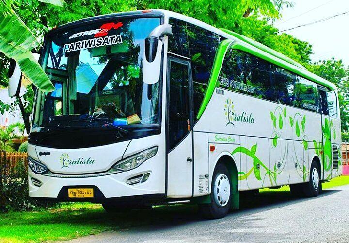 Sewa Bus Sidoarjo - Bus Pratista