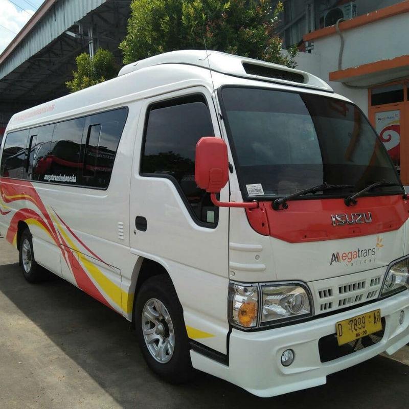 Sewa Elf Bandung - Bus Mega Trans Holiday
