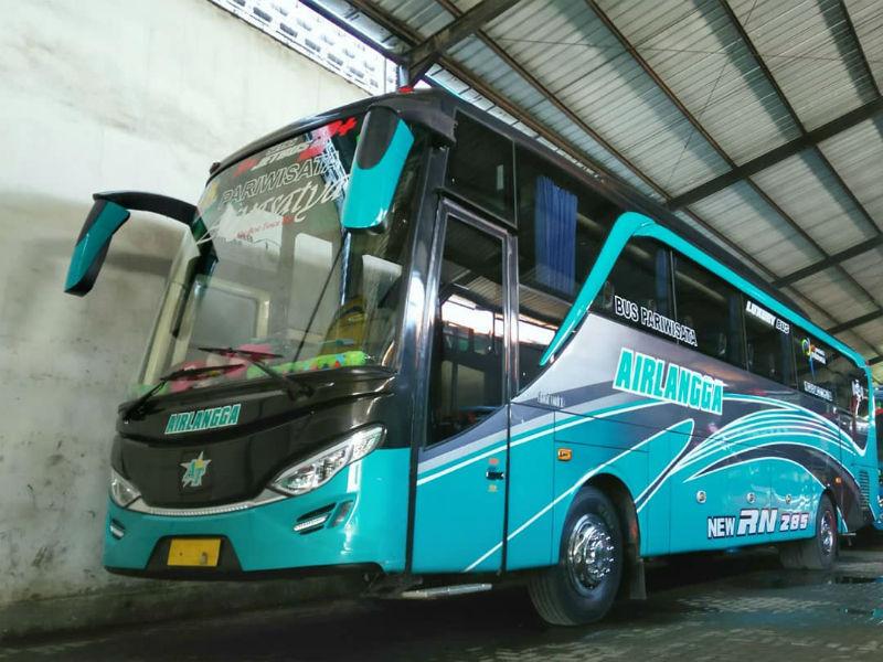 Bus Pariwisata - Airlangga