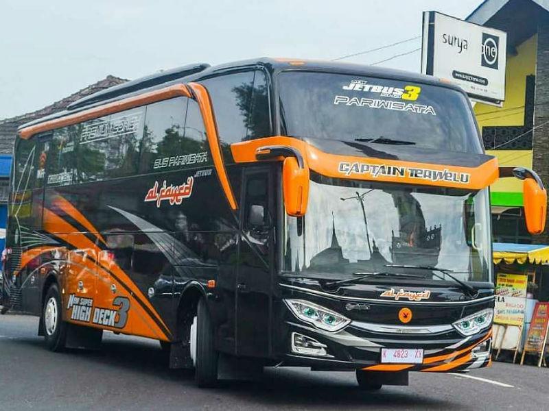 Bus Pariwisata - Al Fayed
