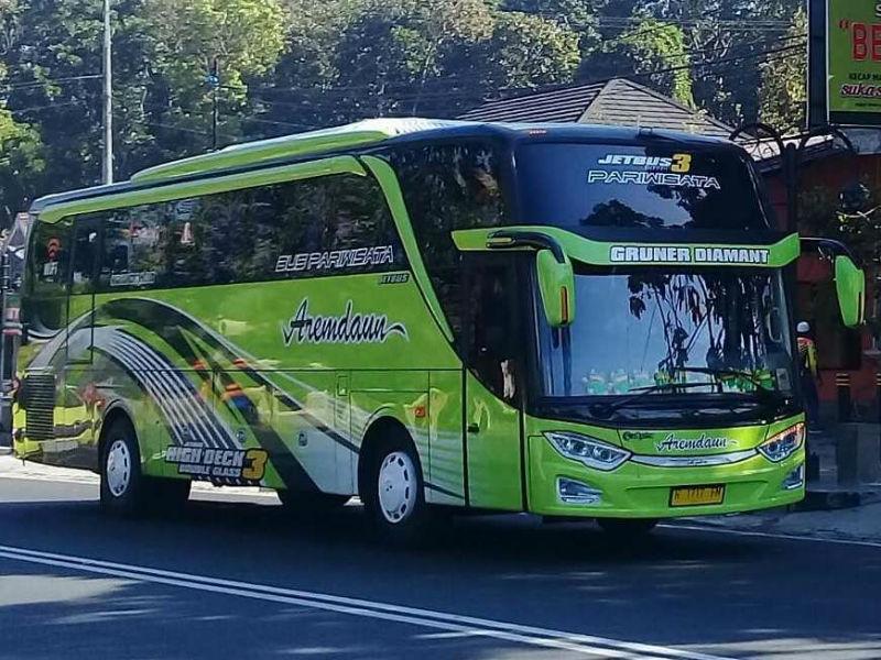 Bus Pariwisata - Aremdaun