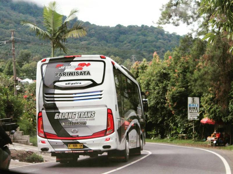 Bus Pariwisata Bojonegoro - Galang Trans