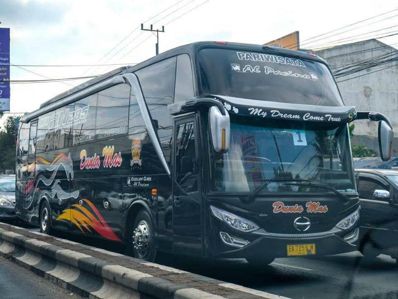 Bus Pariwisata - Dunia Mas