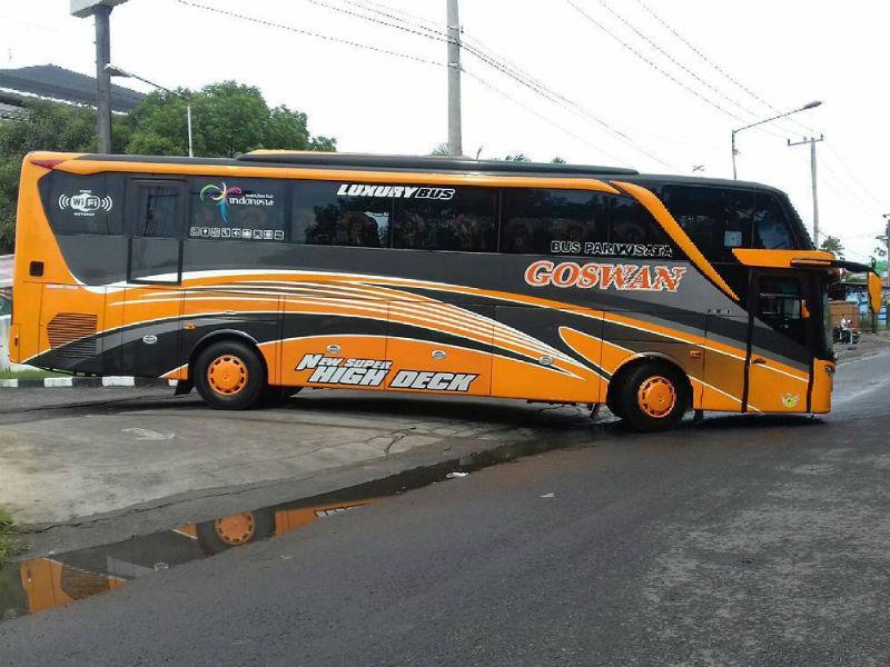 Bus Pariwisata - Goswan