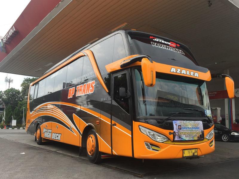 Bus Pariwisata Gresik - BP Trans