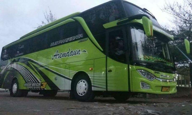 Bus Pariwisata Kendal - Aremdaun