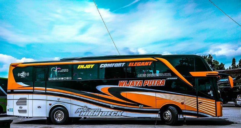 Bus Pariwisata Malang - Wijaya Putra