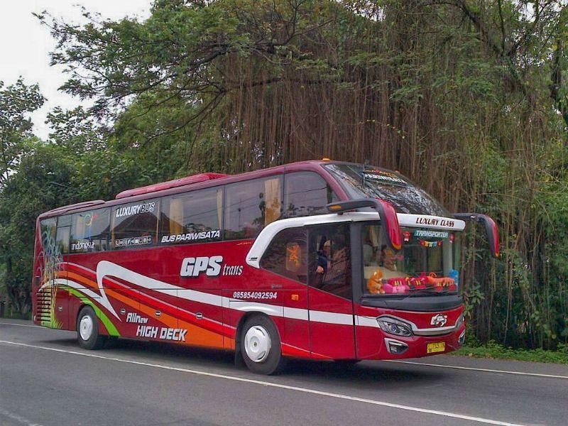Bus Pariwisata Mojokerto - Gading Putra Sejahtera