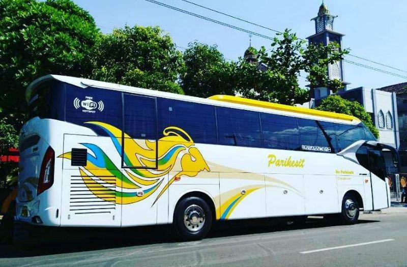 Bus Pariwisata - Parikesit