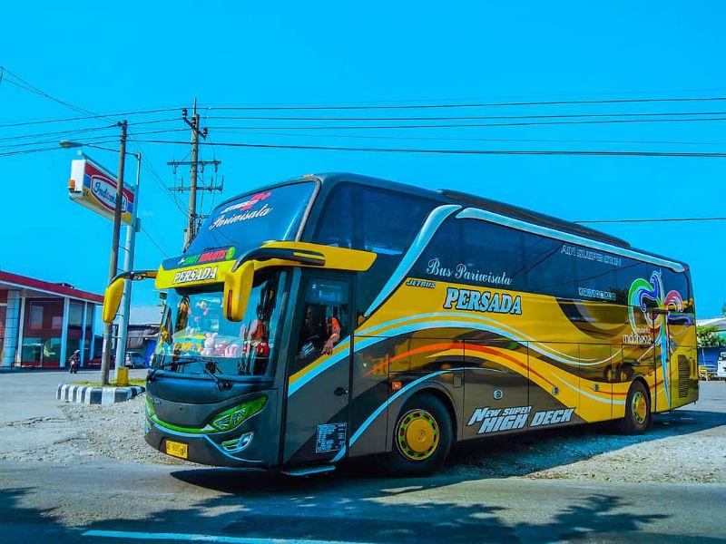 Bus Pariwisata - Persada