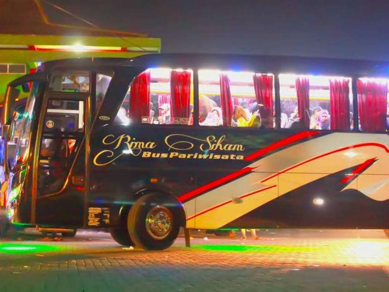 Bus Pariwisata - Rima Siham