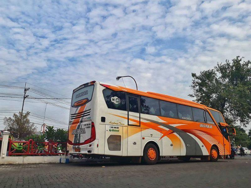 Bus Pariwisata Sidoarjo - Angkasa Trans Jaya