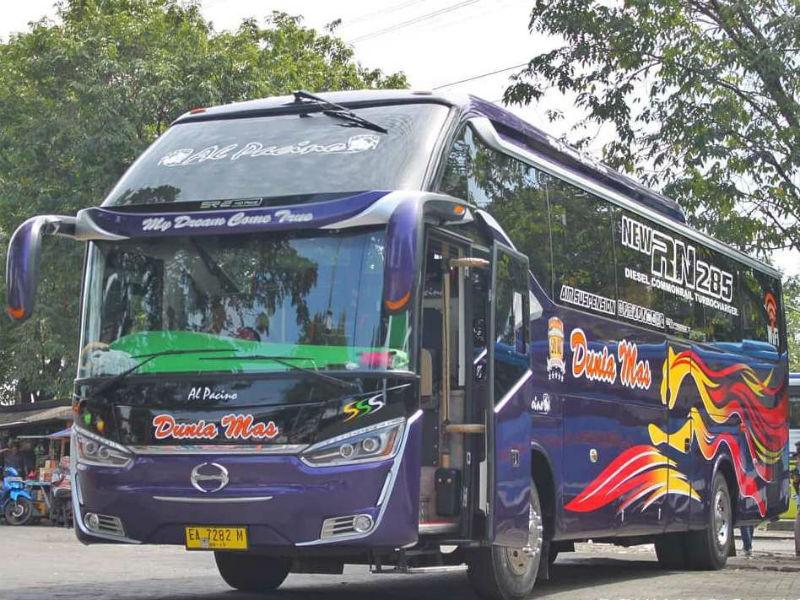 Bus Pariwisata Sidoarjo - Dunia Mas