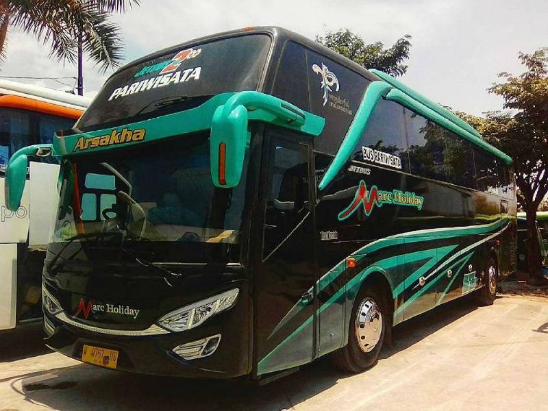 Bus Pariwisata Sidoarjo - Marc Holiday