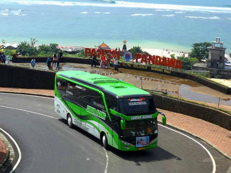 Bus Pariwisata Sidoarjo - Subur Agung