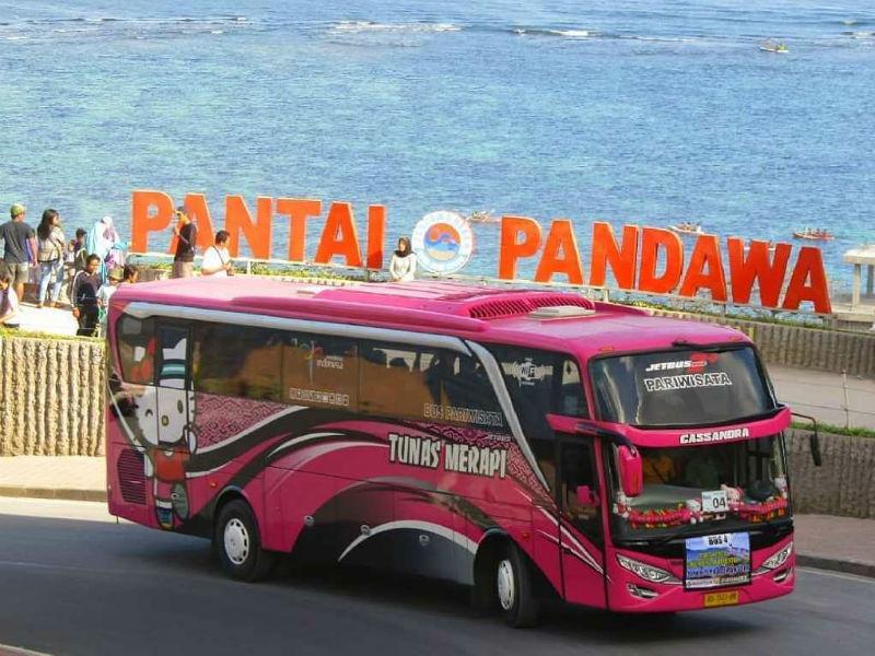 Bus Pariwisata - Tunas Merapi