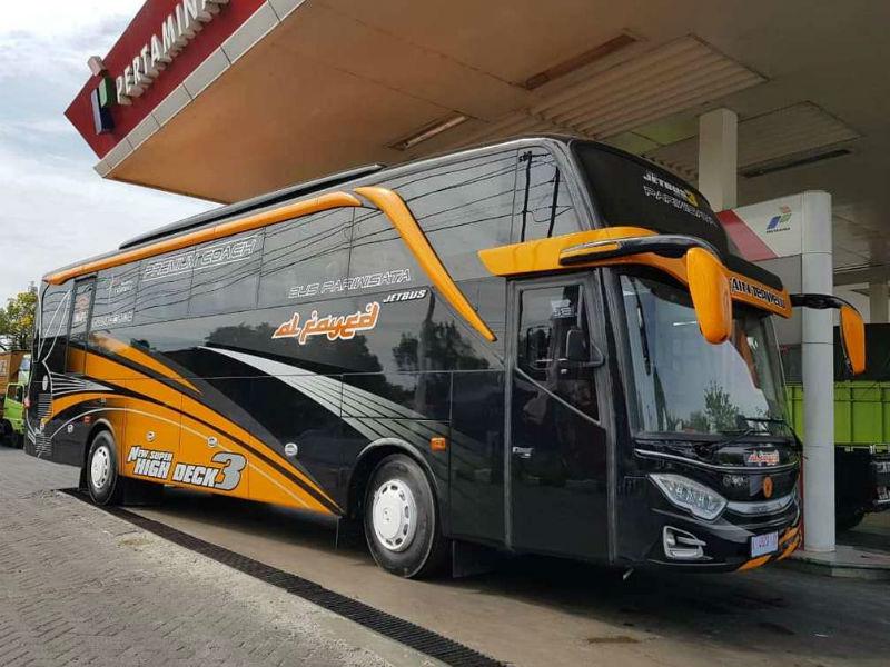 Bus Pariwisata Wonosobo - Al Fayed