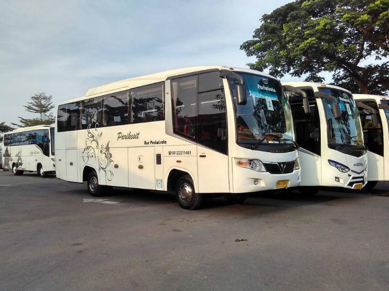 Bus Pariwisata Yogyakarta - Parikesit