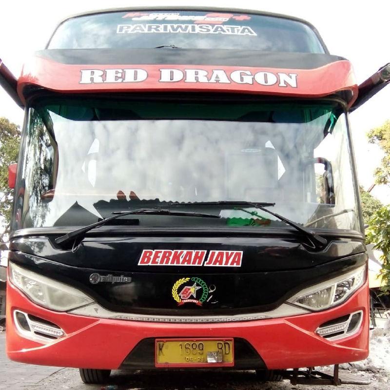 Bus Pariwisata di Gresik - Berkah Jaya