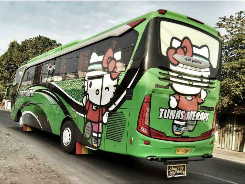 Bus - Tunas Merapi